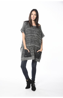 Poncho POOL Femme W17906W (30457) - DEELUXE