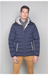 Puffy Jacket Acting Man W17658 (32084) - DEELUXE-SHOP