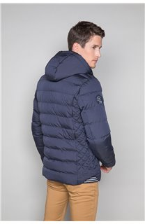 Puffy Jacket Acting Man W17658 (32085) - DEELUXE-SHOP