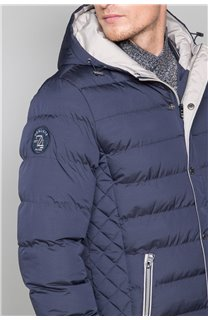 Puffy Jacket Acting Man W17658 (32086) - DEELUXE-SHOP