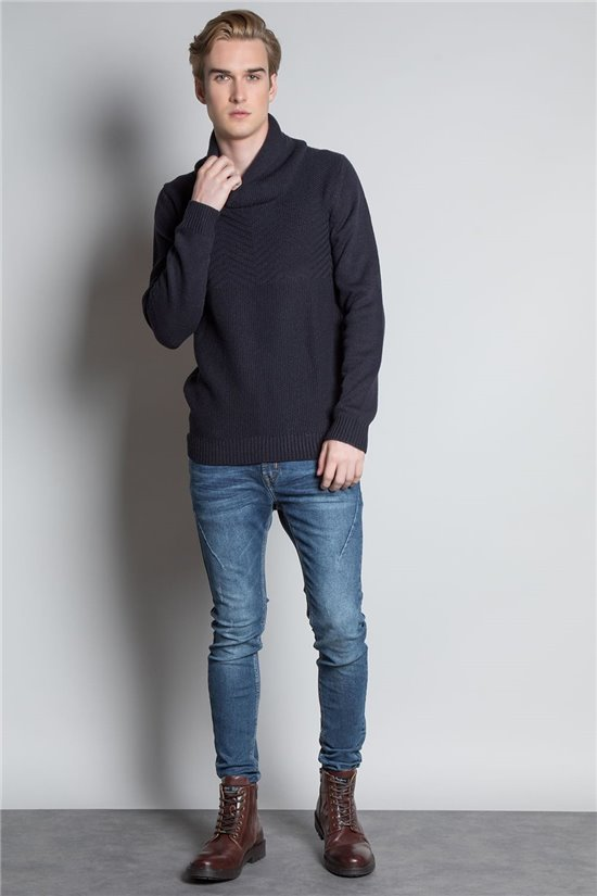 Sweater Andrew Man W17321 (32223) - DEELUXE-SHOP