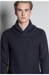 Sweater Andrew Man W17321 (32226) - DEELUXE-SHOP