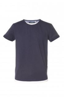 T-shirt T-shirt Mohan Boy W17318B (32964) - DEELUXE-SHOP