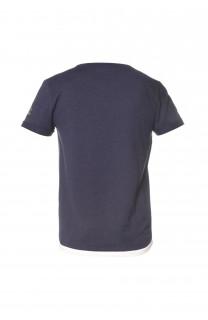 T-shirt T-shirt Mohan Boy W17318B (32965) - DEELUXE-SHOP