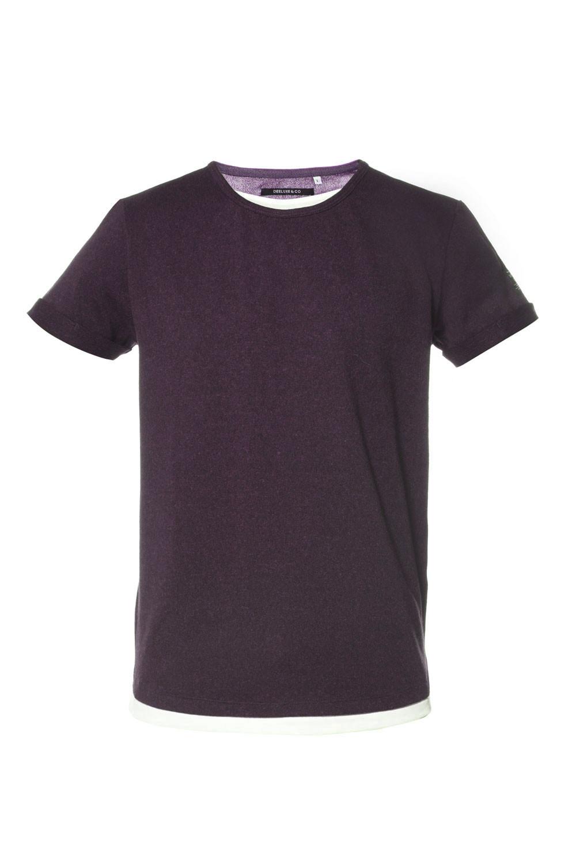 T-shirt T-shirt Mohan Boy W17318B (32966) - DEELUXE-SHOP