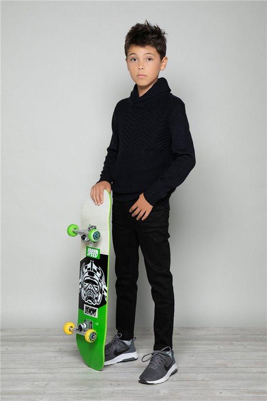 Sweater SWEATER Andrew Boy W17321B (32971) - DEELUXE-SHOP