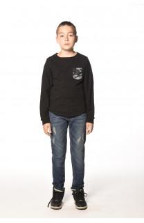 Sweatshirt Sweatshirt Between Boy W17512B (33135) - DEELUXE-SHOP