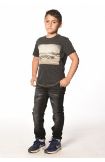 T-Shirt TUREY Garçon W17161B (33356) - DEELUXE