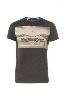 T-Shirt TUREY Garçon W17161B (33359) - DEELUXE