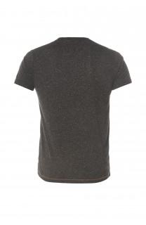 T-Shirt TUREY Garçon W17161B (33360) - DEELUXE
