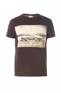T-Shirt TUREY Garçon W17161B (33361) - DEELUXE