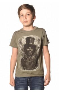 T-Shirt GUNSON Garçon W17109B (33421) - DEELUXE