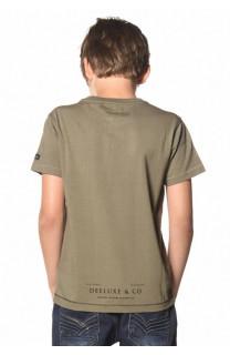 T-Shirt GUNSON Garçon W17109B (33422) - DEELUXE