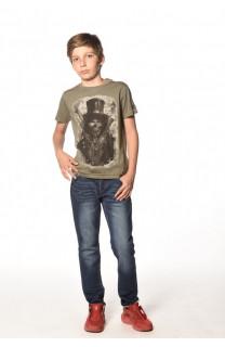 T-shirt T-shirt Gunson Boy W17109B (33423) - DEELUXE-SHOP
