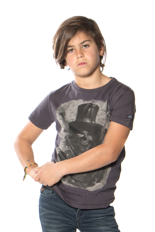 T-shirt T-shirt Gunson Boy W17109B (33424) - DEELUXE-SHOP