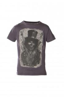 T-shirt T-shirt Gunson Boy W17109B (33427) - DEELUXE-SHOP