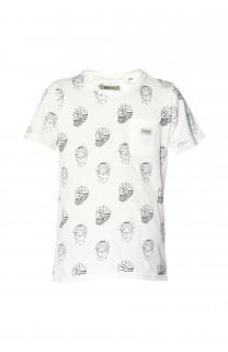 T-Shirt SANGRIA Garçon S18102B (33507) - DEELUXE