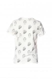 T-Shirt SANGRIA Garçon S18102B (33508) - DEELUXE