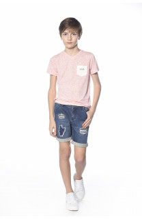 T-shirt Fox Boy S18106B (33509) - DEELUXE-SHOP