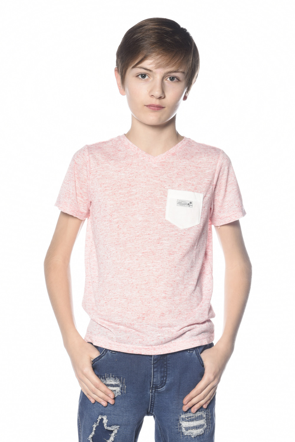 T-shirt Fox Boy S18106B (33510) - DEELUXE-SHOP
