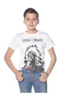 T-shirt Blackhawl Boy S18107B (33515) - DEELUXE-SHOP