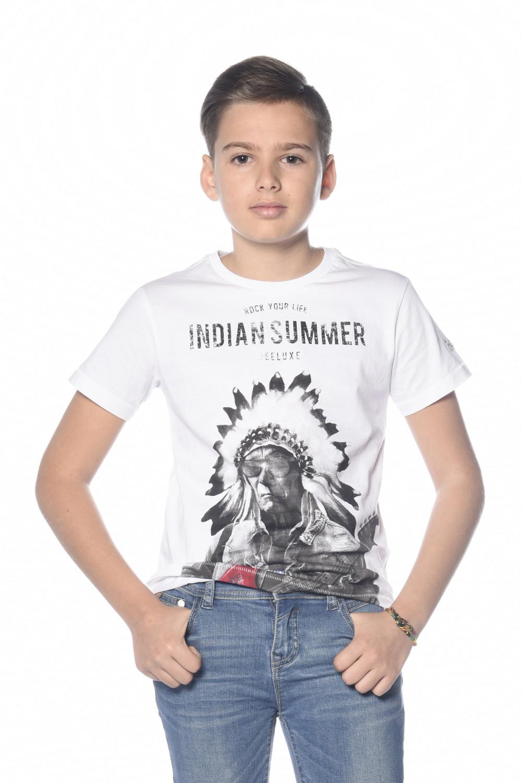 T-Shirt BLACKAWL Garçon S18107B (33515) - DEELUXE