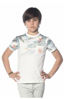 T-shirt Palmito Boy S18127B (33522) - DEELUXE-SHOP