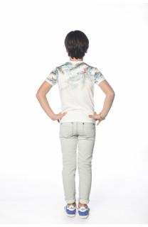 T-shirt Palmito Boy S18127B (33523) - DEELUXE-SHOP