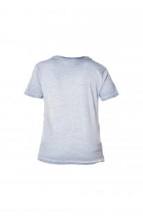 T-Shirt PLAGE Garçon S18133B (33547) - DEELUXE