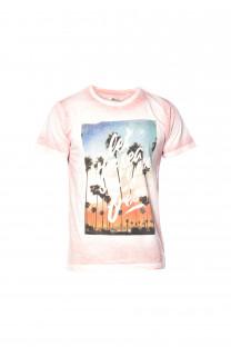 T-Shirt PLAGE Garçon S18133B (33548) - DEELUXE
