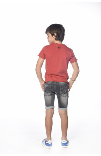 T-shirt T-SHIRT Flagy Boy S18160B (33577) - DEELUXE-SHOP