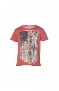 T-shirt T-SHIRT Flagy Boy S18160B (33578) - DEELUXE-SHOP