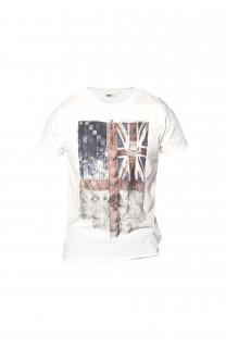 T-shirt T-SHIRT Flagy Boy S18160B (33580) - DEELUXE-SHOP