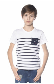 T-shirt Marin Boy S18173B (33588) - DEELUXE-SHOP