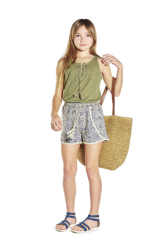 Short Loca Girl S18707G (33931) - DEELUXE-SHOP