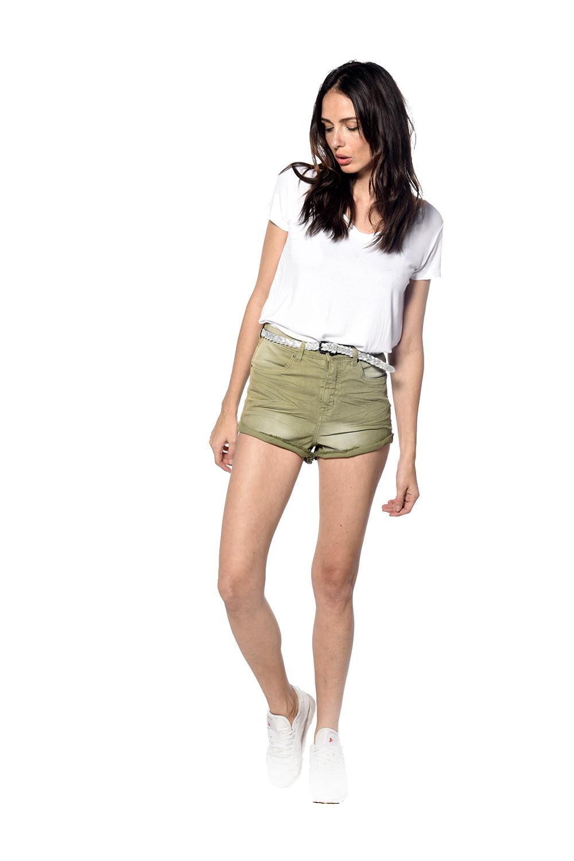 Short Armele Woman S18714W (34090) - DEELUXE-SHOP
