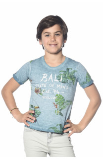 T-shirt Joshua Boy S18181B (34143) - DEELUXE-SHOP