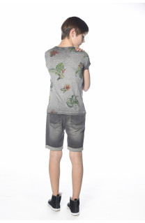 T-shirt Joshua Boy S18181B (34149) - DEELUXE-SHOP