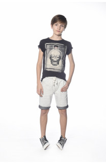 T-shirt Crystal Boy S18184B (34152) - DEELUXE-SHOP