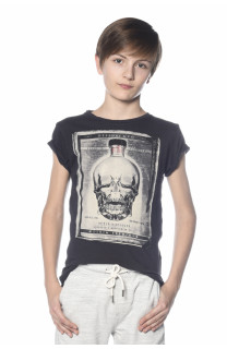 T-shirt Crystal Boy S18184B (34153) - DEELUXE-SHOP