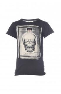 T-Shirt CRYSTAL Garçon S18184B (34155) - DEELUXE