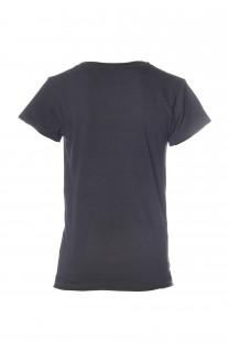 T-Shirt CRYSTAL Garçon S18184B (34156) - DEELUXE