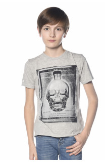 T-shirt Crystal Boy S18184B (34158) - DEELUXE-SHOP