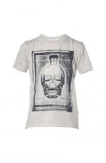 T-Shirt CRYSTAL Garçon S18184B (34160) - DEELUXE