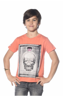 T-shirt Crystal Boy S18184B (34163) - DEELUXE-SHOP