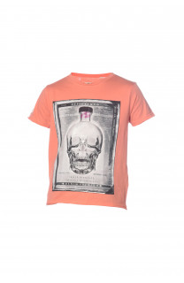T-shirt Crystal Boy S18184B (34165) - DEELUXE-SHOP