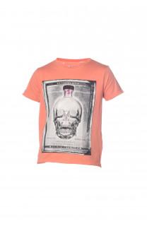 T-Shirt CRYSTAL Garçon S18184B (34165) - DEELUXE