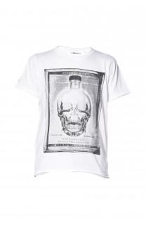 T-Shirt CRYSTAL Garçon S18184B (34170) - DEELUXE