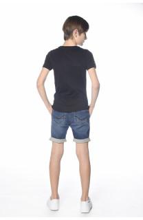 T-Shirt MIND Garçon S18192B (34190) - DEELUXE