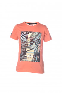 T-Shirt MIND Garçon S18192B (34196) - DEELUXE